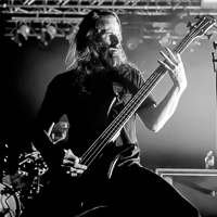 Jasio Iwanow - The Dillinger Escape Plan galeria