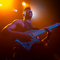 Jasio Iwanow - Animals As Leaders galeria